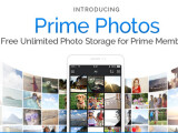 Bild: Mit Prime Photos gibt es unendlich Cloud-Speicher für Bilder.