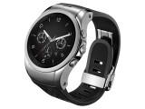 Bild: LG präsentiert die LG G Watch Urbane LTE.