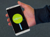Bild: Android Lollipop ist auf dem Huawei Ascend Mate 7 angekommen.