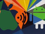 Bild: Google Nearby soll den Datenaustausch zwischen Geräten vereinfachen.