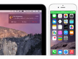Bild: OS X Yosemite / Telefonktion 2