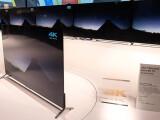 Bild: Sony Bravia X90C: Flacher als ein Smartphone