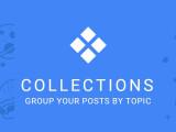 Bild: Die Collections sind ab sofort in jedem Profil verfügbar.