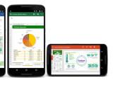Bild: Die Office-Apps für Android können ab sofort als Preview-Versionen vorab getestet werden.