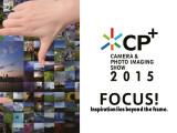 Bild: Die CP+ 2015 findet vom 12. - 15.Februar 2015 in Yokohama statt.