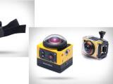 Bild: Die Kodak SP360 bietet beeindruckende Blickwinkel-Aufnahmen