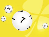 Bild: Glücksspiel Lotto: Viel Geld im Jackpot, geringe Gewinnchancen.
