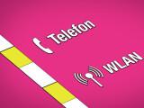 Bild: Die Telefonie läuft künftig ausschließlich über das IP-Netz - die hausinterne Vermittlung übernimmt der Router.