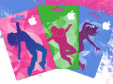Bild: iTunes-Karten