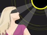 Bild: Ausverkauft: Sonnenfinsternis-Brillen sind kaum mehr zu haben.