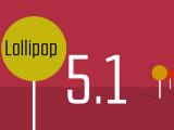 Bild: Android 5.1 Lollipop bringt unter anderem Verbesserungen der Schnelleinstellungen.
