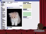 Bild: Der eigene Facebook-Stream als abendfüllender Blockbuster: Ein Selbstversuch der Verkehrten Netzwelt.