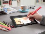 Bild: Auf der CES 2015 hat Lenovo das Yoga Tablet 2 präsentiert.