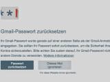 Bild: Passwort-Warnung für Google Chrome