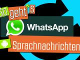 Bild: WhatsApp_Android_Sprachnachricht