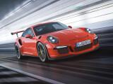 Bild: Der Porsche GT3 RS beschleunigt in 3,3 Sekunden von null auf 100 Kilometer pro Stunde.