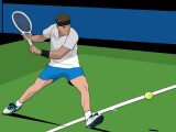 Bild: US Open 2015: Die Profis spielen um den Sieg in New York.