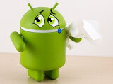 Bild: Android Traurig Titelbild