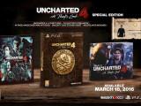 Bild: Uncharted 4 erscheint am 18. März 2016.