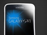 Bild: Das Galaxy S6 erscheint wohl in zwei Ausführungen.