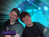 Bild: Diesmal bespaßen euch im Geek-Feed Dennis und Darius.
