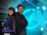 Bild: Ab 17 Uhr unterhalten sich Annika und Dennis live mit euch auf Twitch.