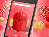 Bild: Android 5.0 Lollipop / auf dem Nexus 9