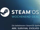 Bild: Bis zum 3. August läuft der SteamOS-Wochenend-Deal.