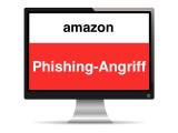 Bild: Gefälschte E-Mails von Amazon sollen Kunden in die Falle locken.