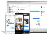 Bild: Den Facebook Messenger nutzt ihr auf jedem Computer ohne Installation im Webbrowser.