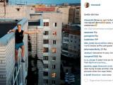 Bild: Der 17-jährige russische Schüler starb bei einem waghalsigen Selfie, bei dem er von einem Hochhaus stürzte.