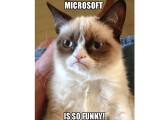 Bild: Microsoft arbeitet an automatisch vorgeschlagenen Memes in Chats.