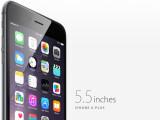 Bild: Nicht iPhone Air, sondern iPhone 6 Plus heißt die größere Variante des Apple-Smartphones.