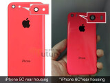 Bild: Das iPhone 6c weist offenbar eine Dual-LED-Fotoleuchte auf.