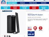 Bild: Ab Donnerstag, 28. Mai bietet Aldi Nord den Multimedia-PC Akoya P5105 D zum Preis von knapp 500 Euro an.