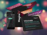Bild: Gewinne mit Magine TV und netzwelt ein iPhone 6 Plus.
