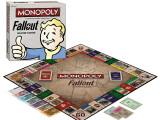 Bild: In der Fallout-Variante von Monopoly sind Schauplätze aus den vier Hauptteilen der Rollenspielserie vertreten.
