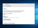 Bild: Die Karten-App in Windows 10 unterstützt Offline-Karten. Diese könnt ihr auch ohne Internetverbindung nutzen.