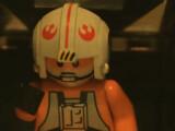 Bild: Ein Lego-Männchen mit ernster Miene.