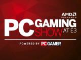 Bild: AMD und PC Gamer halten eine eigene Pressekonferenz auf der E3 2015 ab, die sich nur um PC-Spiele dreht.