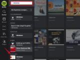 Bild: Hörbücher findet ihr auch in zahlreichen Playlists anderer Spotify-Nutzer.