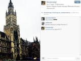 Bild: Der Marienplatz in seiner vollen Instagram-Pracht.
