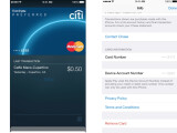 Bild: Bei Apple Pay werden bei Geräte- und Kartennummer nur die letzten vier Ziffern angezeigt.