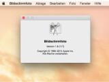 Bild: Apple liefert auf dem Mac gleich mehrere Funktionen für die Erstellung von Screenshots mit.