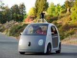 Bild: Googles autonomes Auto sieht momentan noch aus wie ein Panda.