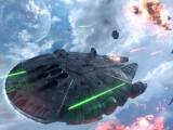 Bild: EA präsentiert den neuen Modus für Star Wars - Battlefront: Fighter Squadron.