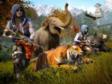Bild: Tierische Eindrücke zu Far Cry 4.