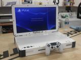 Bild: Die weiße Playbook-Edition der PS4. (Bild: Eds Junk)