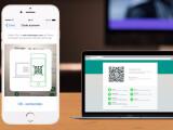 Bild: WhatsApp Web gibt es jetzt auch für iOS.
