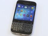 Bild: In einem Video zeigt BlackBerry das Bedienkonzept des BlackBerry Classic.